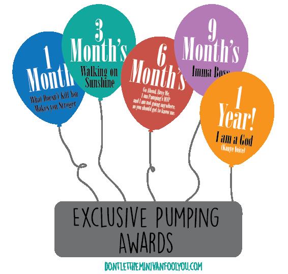 Downloadable Pumping Awards