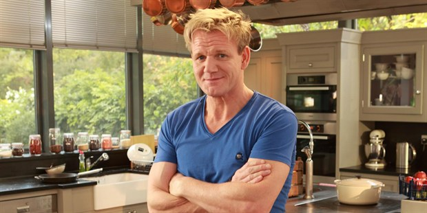 Gordon Ramsey: Man Crush Monday