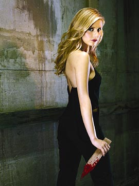 Woman Crush Wednesday: Buffy The Vampire Slayer