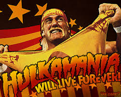 Hulkamania Cannot be Erased.